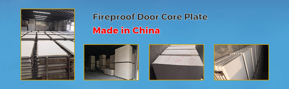 fireproof door core